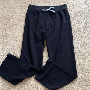 Black Figs scrub pants